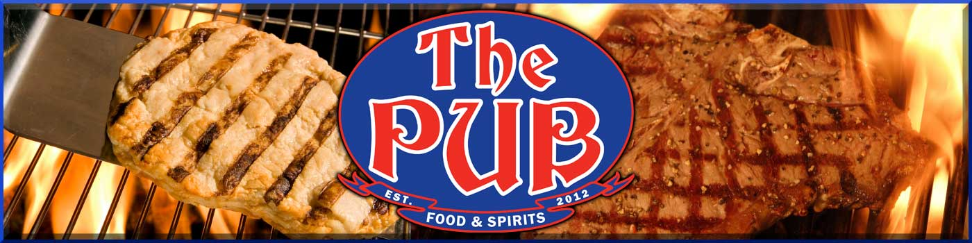 The Pub page header